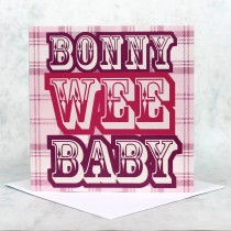 Bonny Wee Baby - Pink