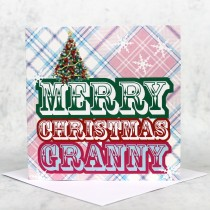 Scots Speak- Merry Xmas Granny