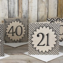 Asstorted Age Eco Birthday Card