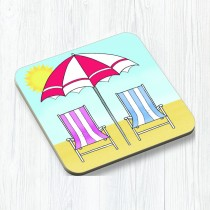 Classic Coaster Deck Chairs
