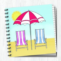 Sq Notebook Deck Chairs