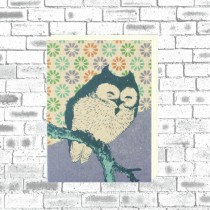 Eco Owl Notebook