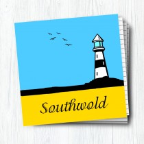 Sq Notebook Lighthouse