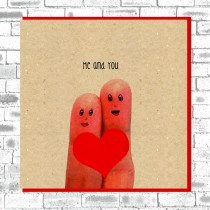 Eco True Love Card-Me&You