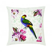 Cushion Cover-Parrot (with inner)