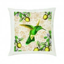 Cushion Cover-Hummingbird (with inner)