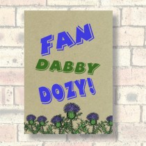 A5 Eco Notebook-Fan Dabby
