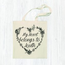 Cotton Shopper-My Heart Belongs+Tag