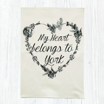 Heart Belong Tea Towel