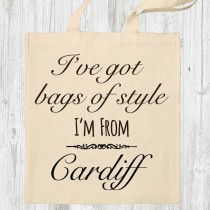 Bags of Style Cotton shopper