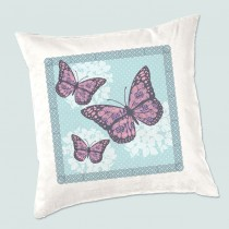 Cushion-Butterflies +Tag