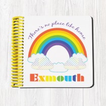 Rainbow Spiral Notebook