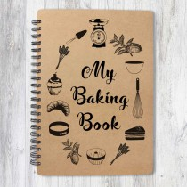 Recipe & Baking Books