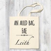 Auld Bag Shopper+Tag