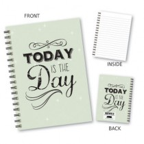 Today is the Day' Notebook
