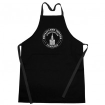 Apron with light Ink