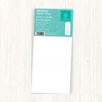 DL White Envelopes (50)