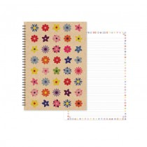 Flower Eco Notebook
