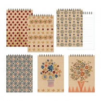 Eco Flower Notepad