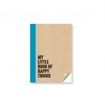 Book of Happy Things A6 Eco Jotter