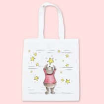 Falling Stars Shopper Bag