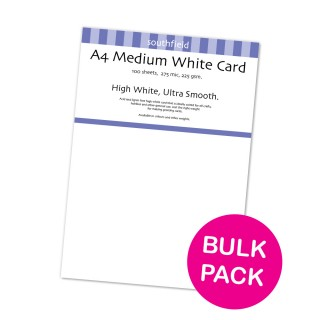 White Card 225gsm 100 sheets product image