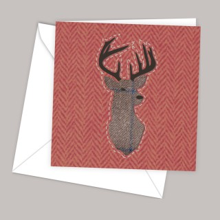 Stag Greeting Card product image