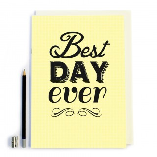 Best Day Ever Notebook product image
