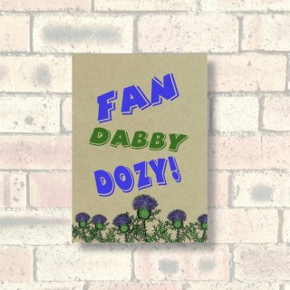 A6 Eco Notebook-Fan Dabby product image