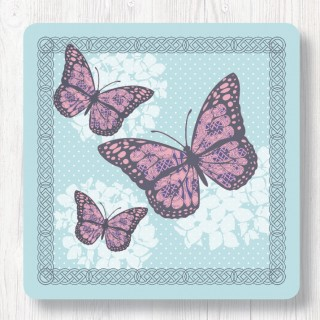 Placemat-Butterflies product image