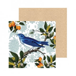 Watercolour Bluebird Greeting Card product image
