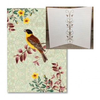 Vintage Finch Notebook product image