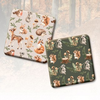 Coaster-Forest Animals product image