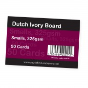 Dutch Ivory Cards Small