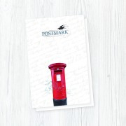 Postmark Smooth White A5 Pad
