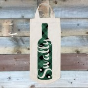 Cotton Bottle Bag-Swally