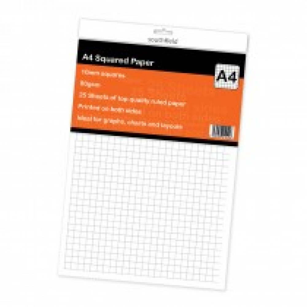 Graph & Squared Paper